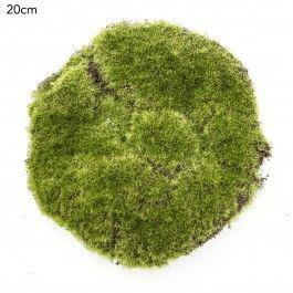 Moss Buns 20cm green
