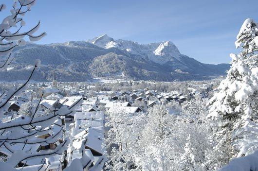 Wetter Garmisch