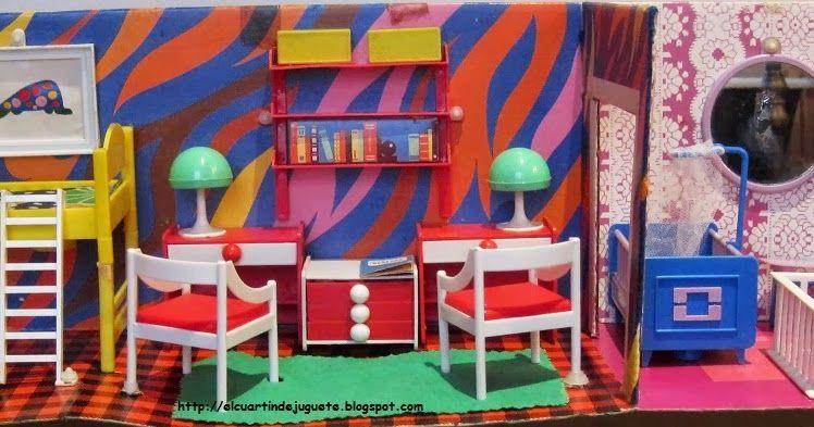 El cuartin de juguete: Habitación niños-nursery serie amarilla Hogarin
