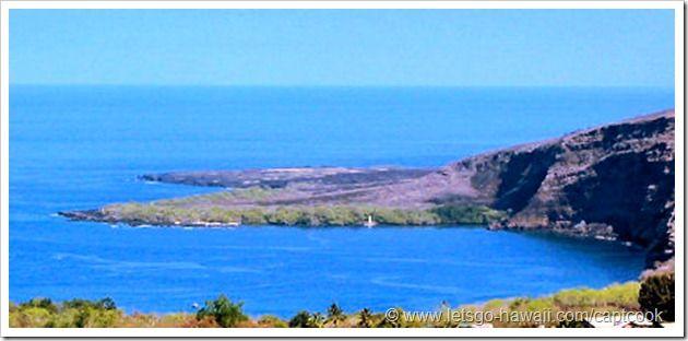 A baía conhecida como Kealakekua Bay é um dos principais locais para nadar com golfinhos em todo o Hawaii. Localizada próxima a cidade de Kona, a baía é bastante conhecida por ser ponto de encontro de golfinhos nas primeiras horas da manhã ou no por-do-sol, momento ideal para descansarem nas águas tranquilas próximo à costa de Big Island.