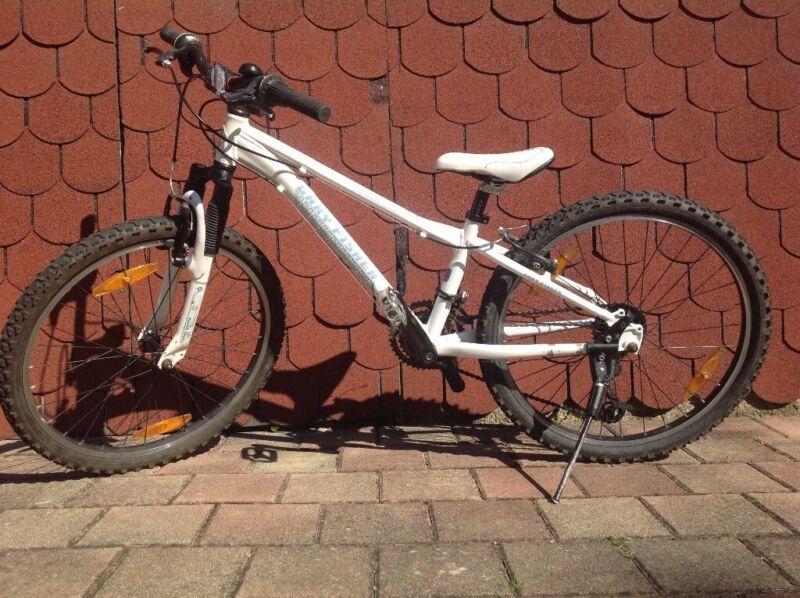 Biete Gepflegtes Fahrrad 24 Zoll Br 21 Gang Sram Griffschaltung