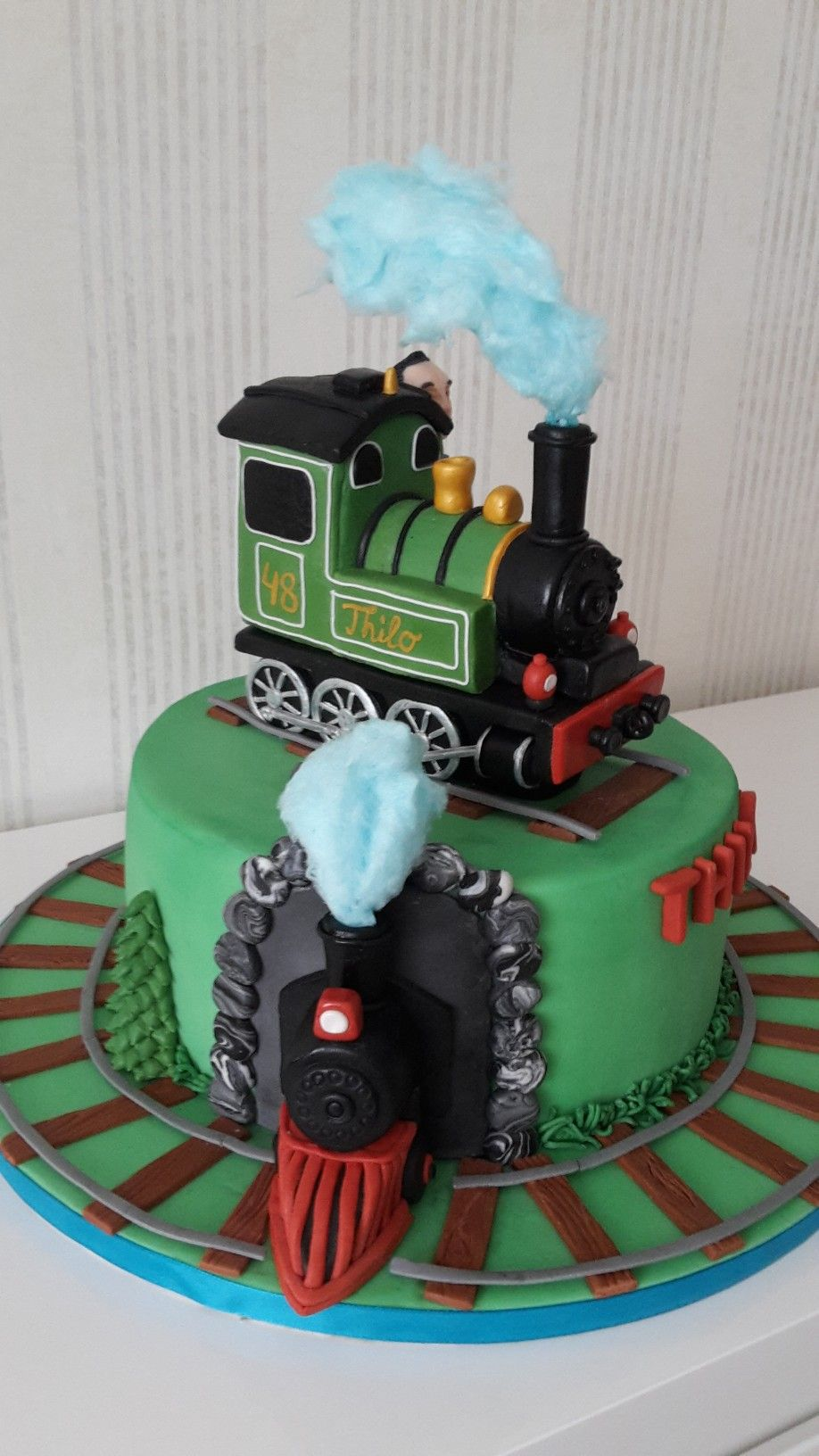 Eisenbahn Torte Zug Kuchen Torte Schulanfang Schone Kuchen