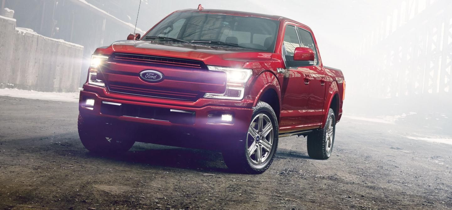 StreetLegal Whipple Supercharged 2018 Ford F150 Picks Up
