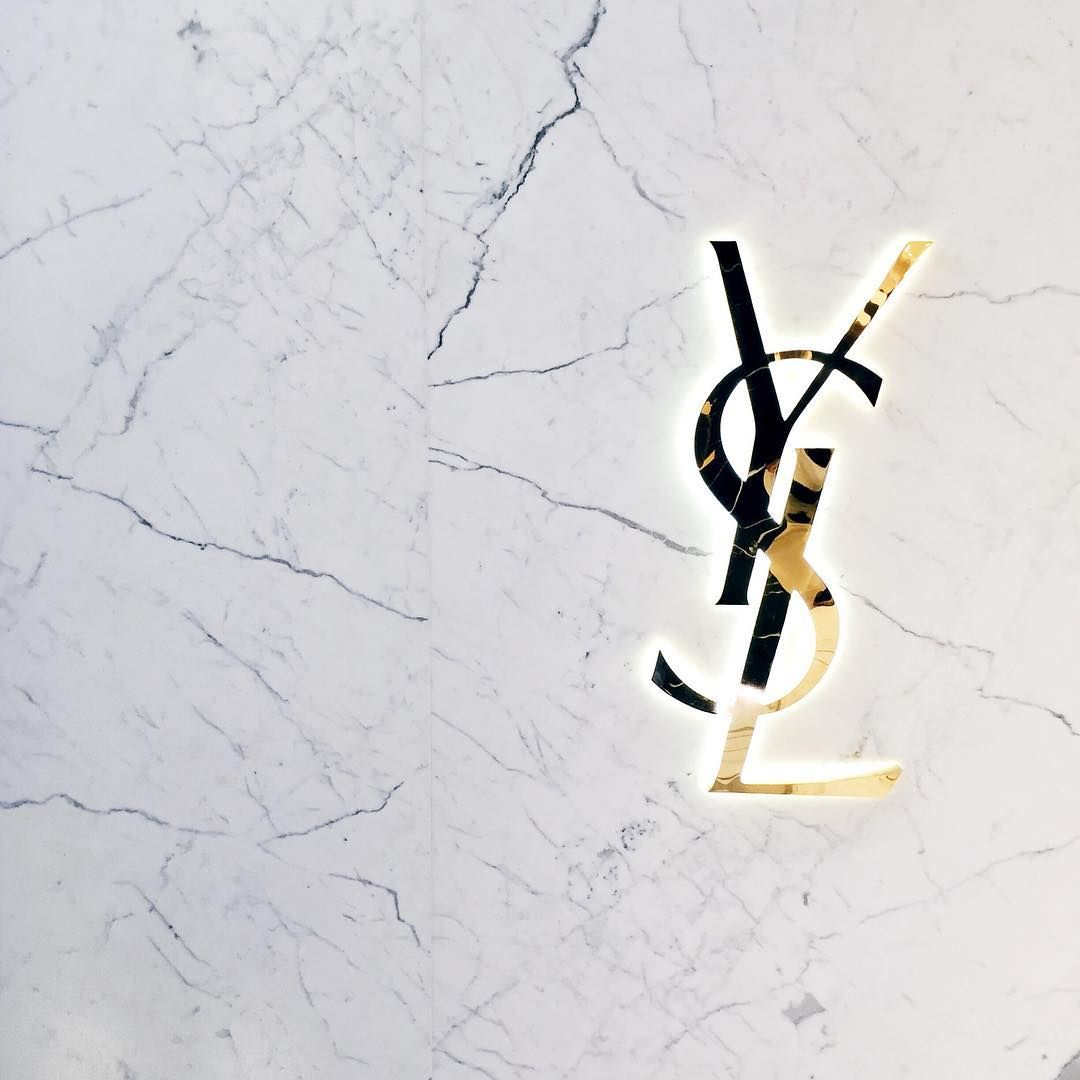 When Spotting Ysl On Marble A Picture Must Be Taken And