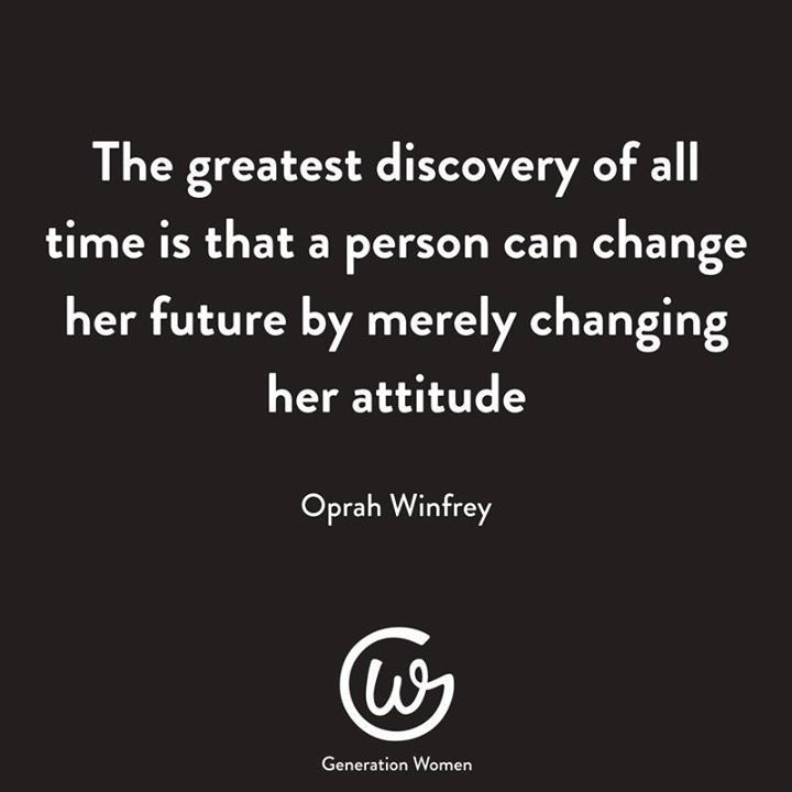 Confidence Quotes Oprah: Generation Women, Career Confidence, Career Coaching