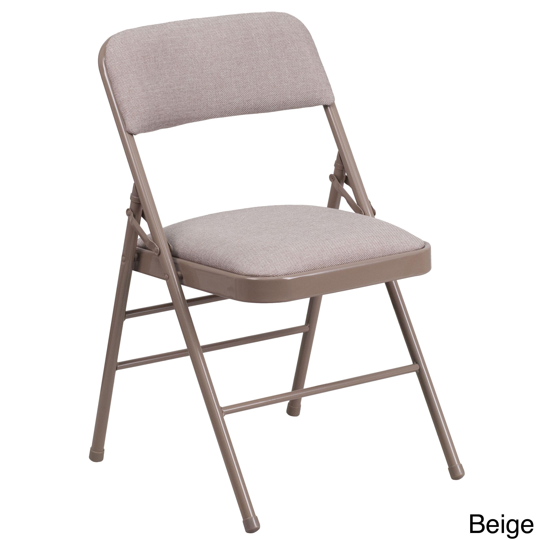 Flash Furniture Triple Braced Folding Chair