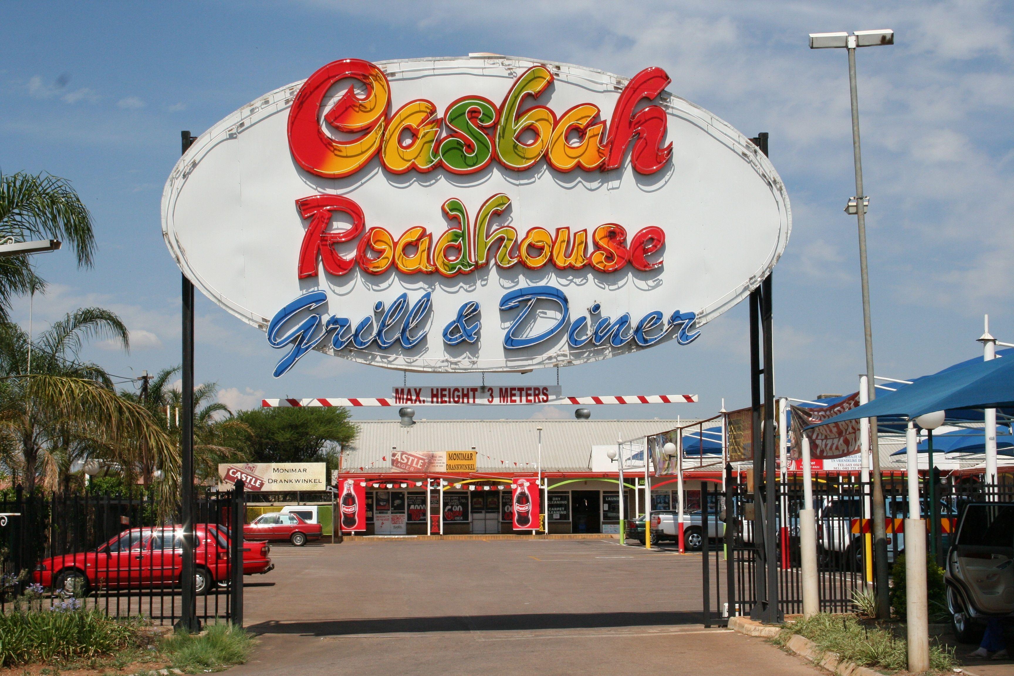 Casbah Roadhouse (Annlin Branch) Neon signs, Neon, Branch