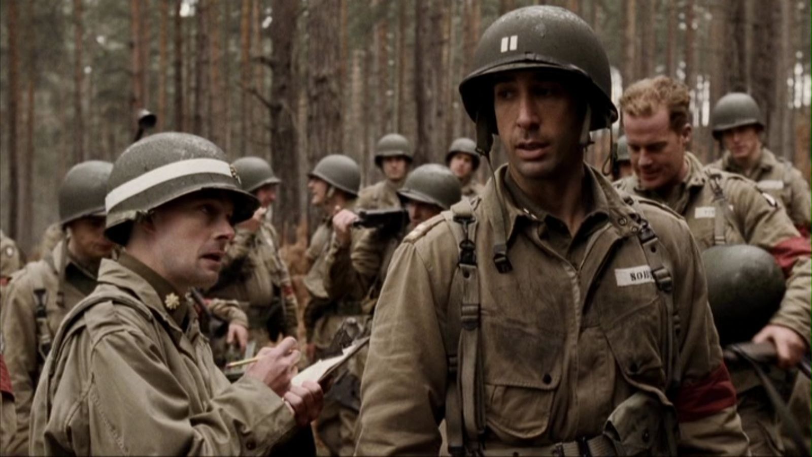 Pin by kim hurd on Best war movies Band of brothers