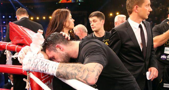 Paul Smith denied immediate Arthur Abraham rematch