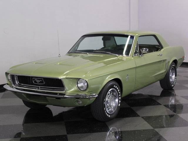 1968+Ford+Mustang+Coupe