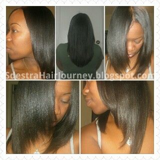 top 25 best healthy relaxed hair ideas on pinterest