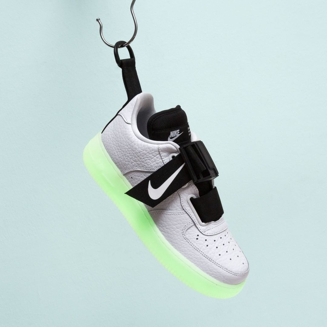 "47ed76487 Titolo Sneaker Boutique on Instagram  ""Nike Air Force 1 Utility Quickstrike"