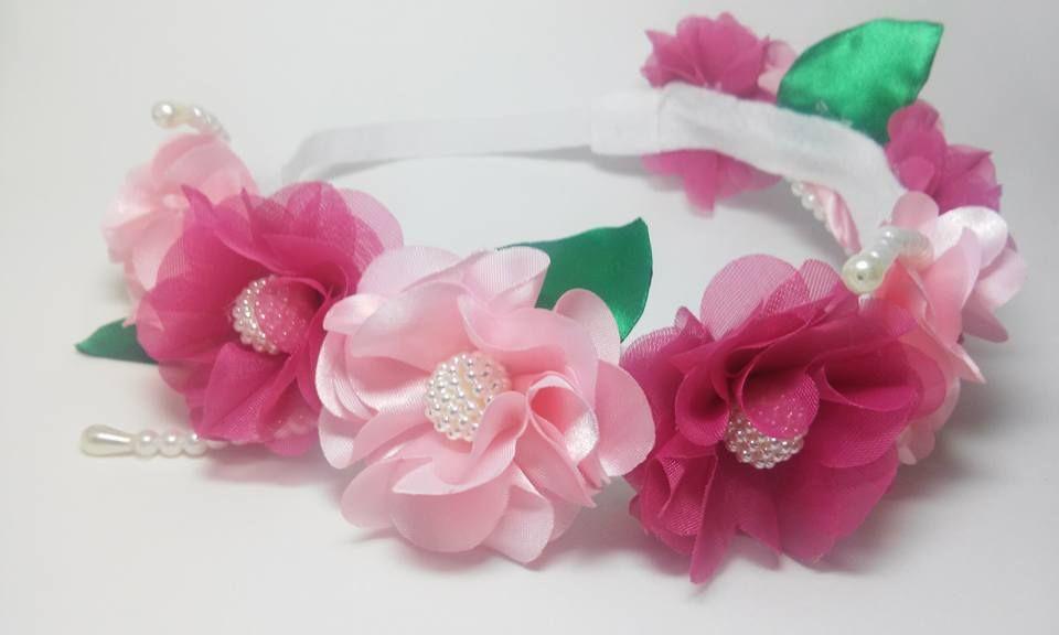 Preferência Concepção de Coroa de flores em tecido cetim e preço http://ift.tt  JL68