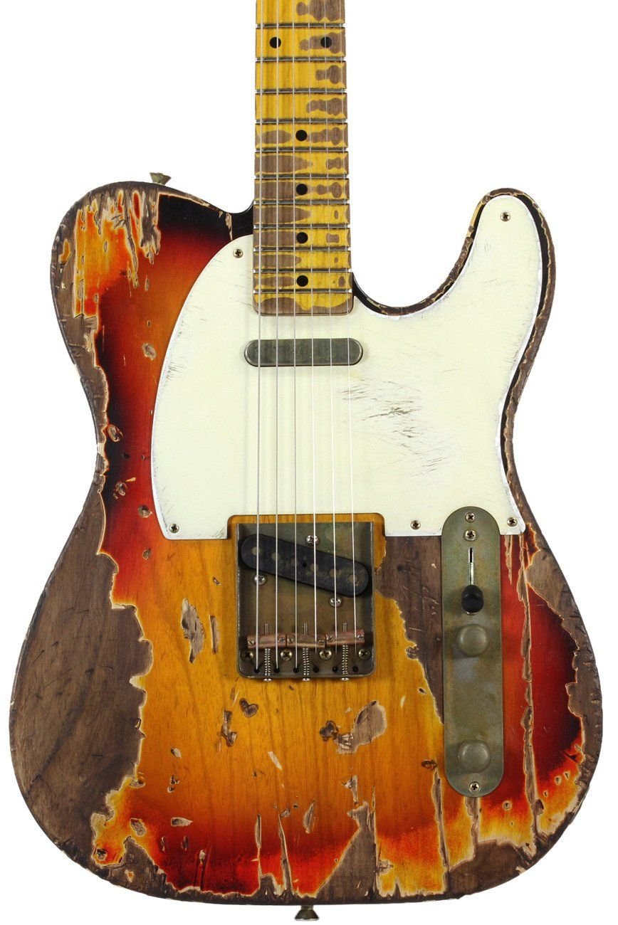 Great Boiler Diagram Thick Dimarzio Pickup Wiring Color Code Rectangular Bulldog Alarm Systems Adding Electrical Circuit Young Wiring A Breaker Box Diagram OrangeHow To Add A New Circuit Nash T 57 Guitar, 3 Tone Sunburst, Extra Heavy Relic | Humbucker ..