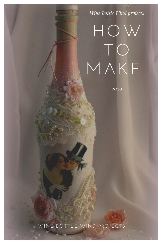 Diy Home Decor Wine Bottles Creative In 2020 Craft App Diy Bottle Crafts Wine Bottle Diy Crafts,Plants For Living Room Corner