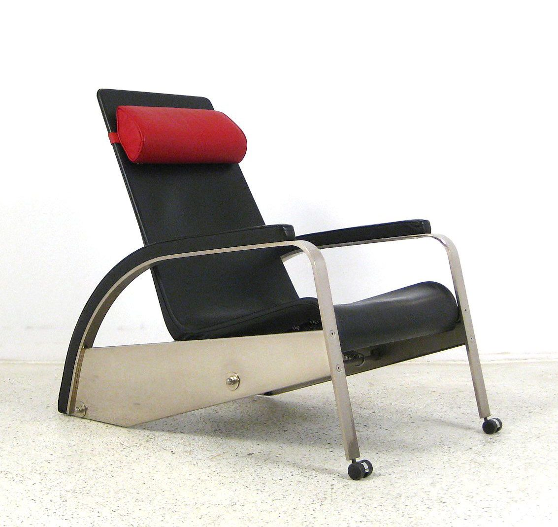 Prouve Sessel Jean Prouve For Tecta Grand Repos Lounge Chair Fauteuil
