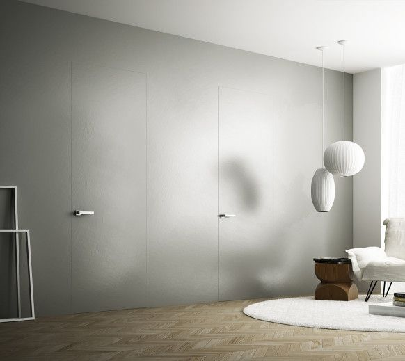 Populaire Porte invisible | Bureau | Pinterest | Porte invisible, Portes et  NM81
