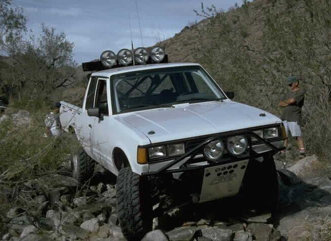 1982 datsun pickup 4x4