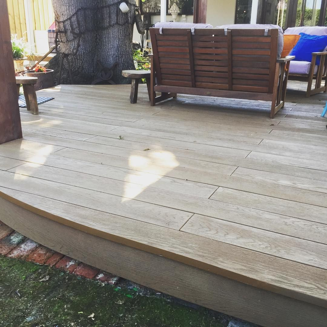 "20 Likes, 3 Comments - Seabreeze Outdoor (@seabreeze_outdoor) on Instagram: ""#millboard decking 👌 the finished product is amazing... If your thinking of using a composite…"""