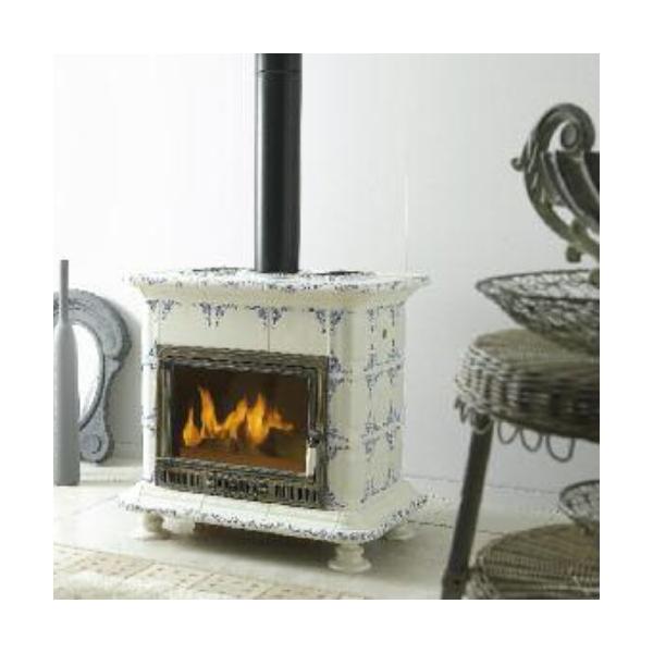 Prix Poele Godin Le Kili 630127 Ceramique Foyer Fonte Poele A