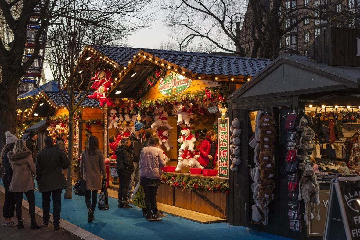 Christmas Market New York City.Top Ten Things To Do In New York City For The Holidays