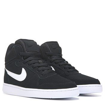 Women's Nike Shoes, Running Sneakers & Sandals. Nike Court Borough Mid Top  ...