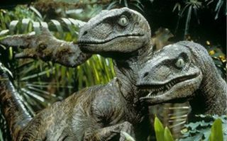 """They should all be destroyed."" -Robert Muldoon #jurassicpark #robertmuldoon #raptors"