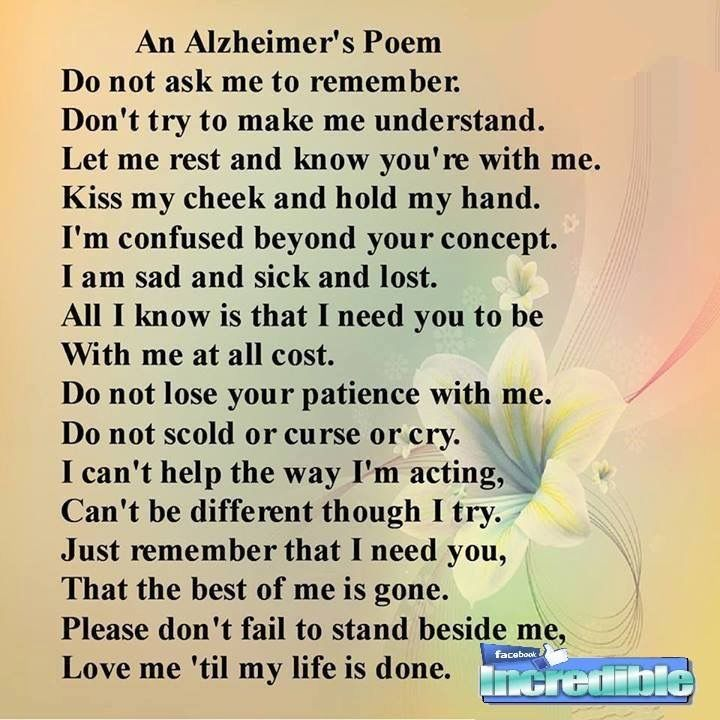 Alzheimer S Quot Walk For Memories Quot When I Sent My Email To
