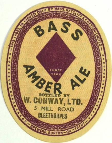 In the1880s, British troops consumed this Bass Ale...