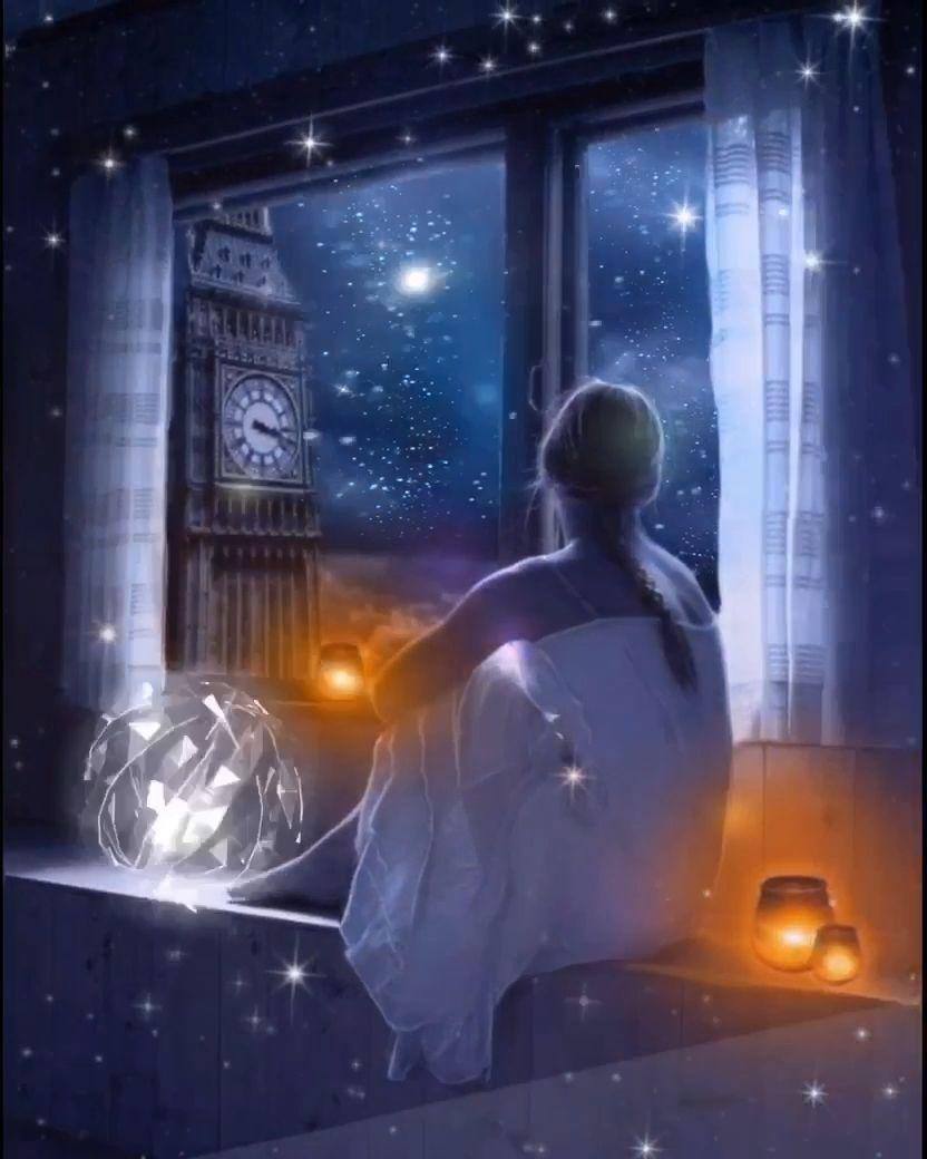 A dream of stars surrounds me and makes me dream. Ein Traum von Sternen lässt mich träumen.⭐️ #sterne #stella