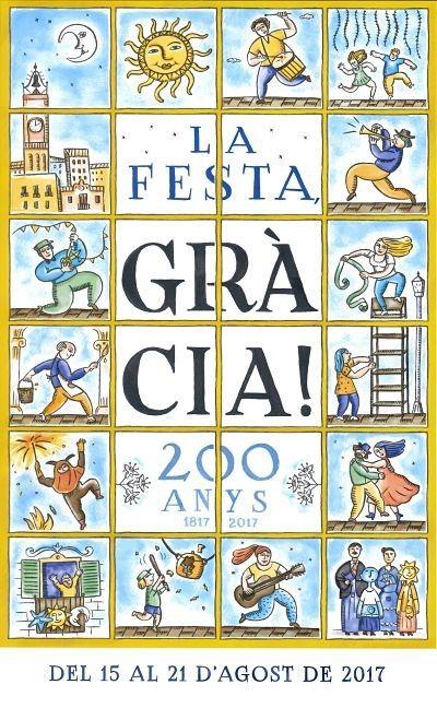 La Festa Major de Gràcia | Festa major de gracia, Fiesta