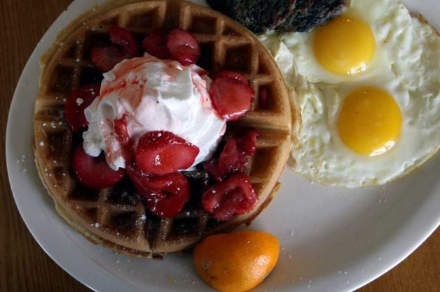 Ten Favorite Breakfast Restaurants In San Antonio