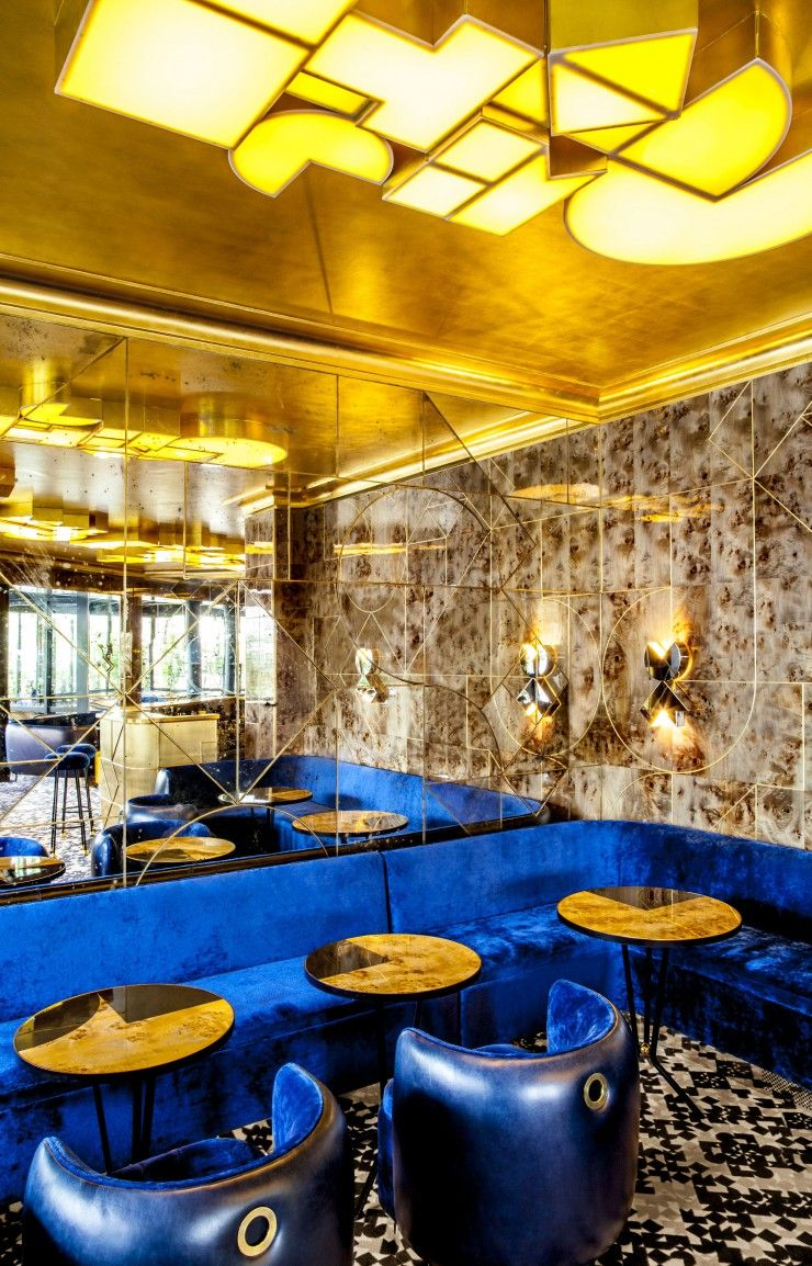 explore restaurant interiors restaurant ideas and more - Blue Restaurant Ideas