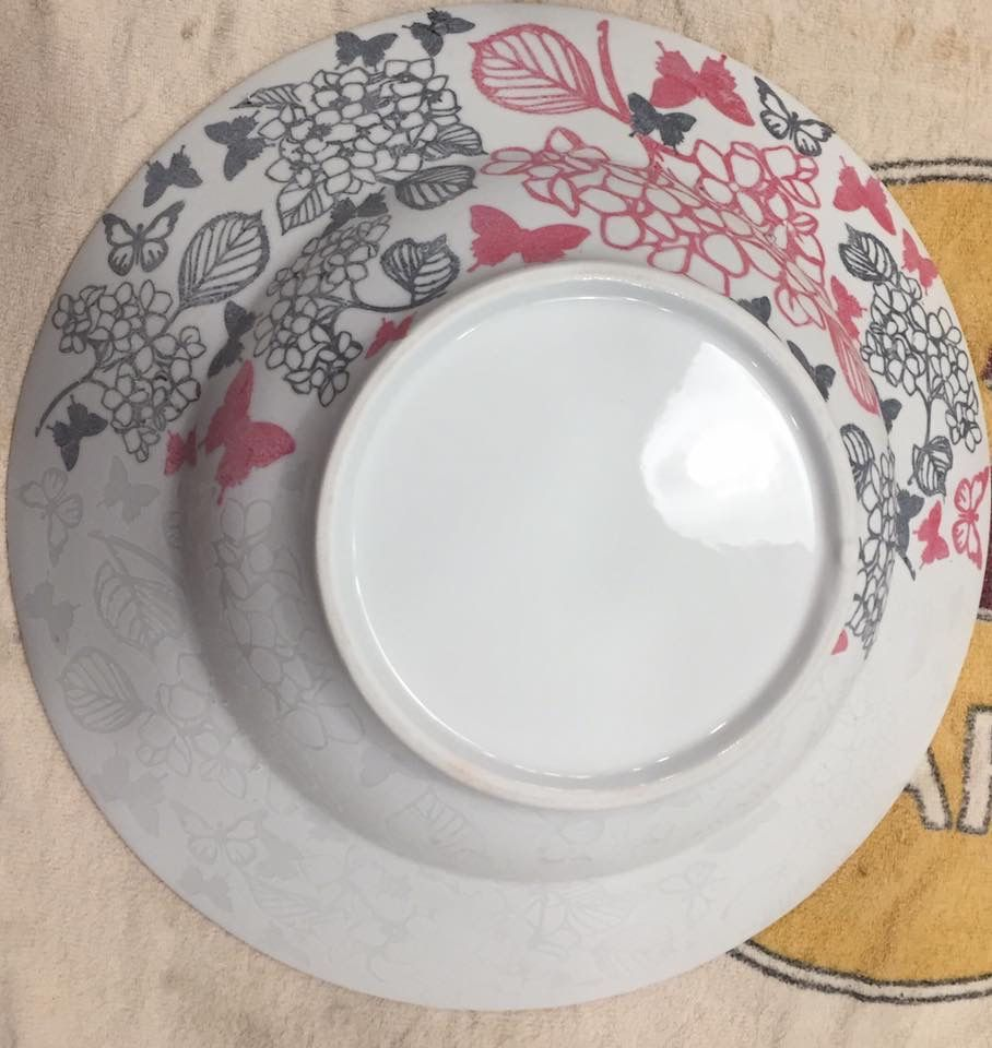 Pin By Patti Newton On China Painting In 2020 China Painting Tableware Plates