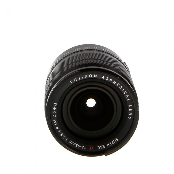Fujifilm Fujinon 18 55mm F 2 8 4 Xf R Lm Ois Lens For Fuji X Mount 58 Lens Fujifilm Fuji