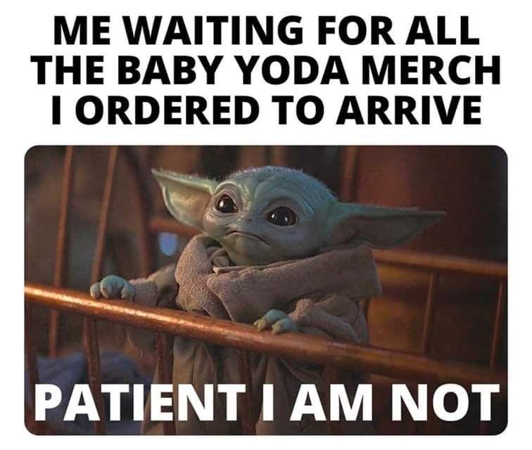 Pin By Meira Rauhala On Baby Yoda Memes Yoda Funny Yoda Meme Kid Memes