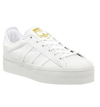 Adidas Superstar Rize (w) White Hers trainers