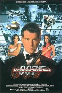 007 O Amanha Nunca Morre Tomorrow Never Dies 1997 Com
