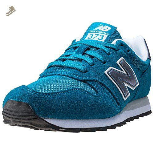 15ab6c6d7c5bc New Balance Wl373gi Womens Trainers Teal - 5 UK - New balance ...