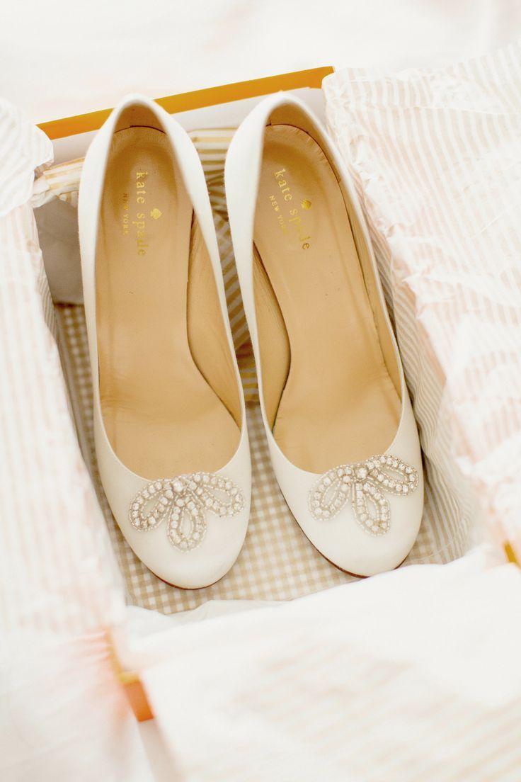 Kate Spade Flats Garden Wedding Shoes Accessories Inspiration