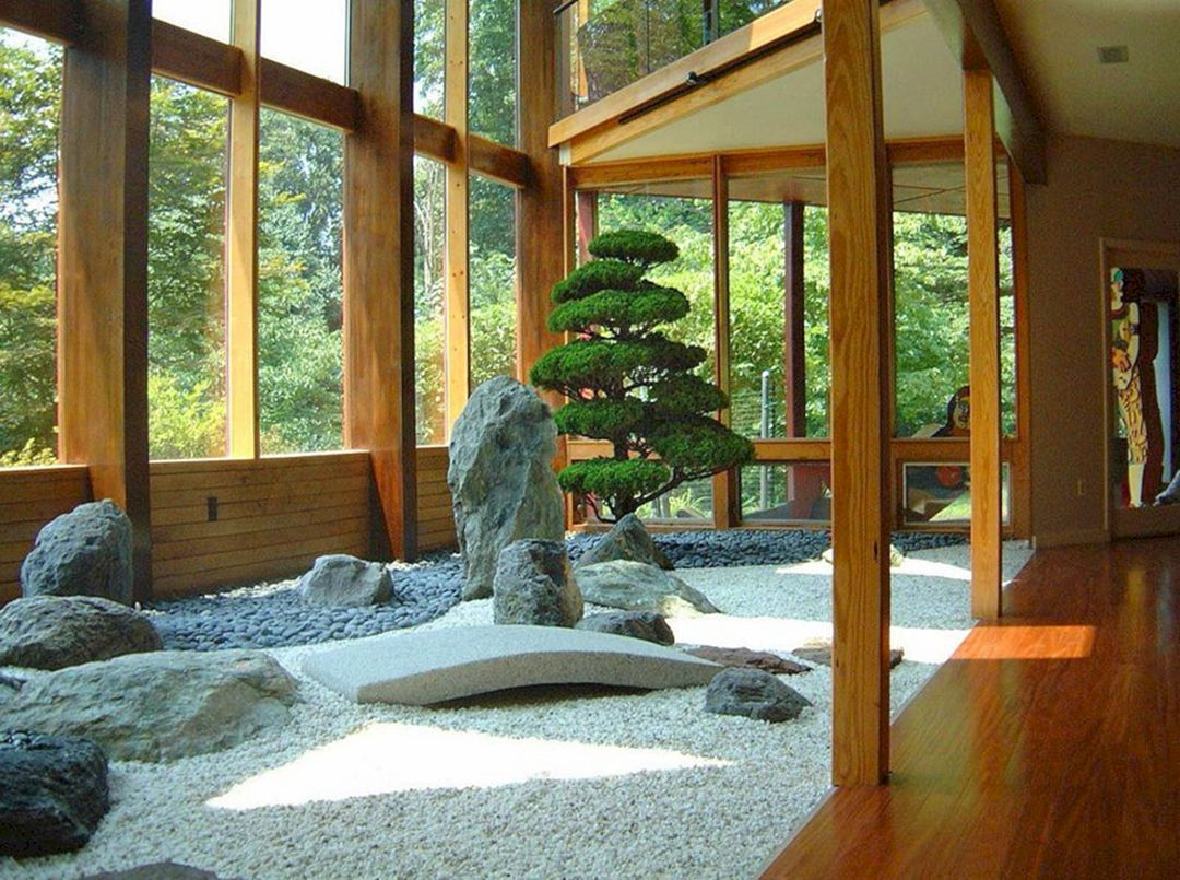 12 Wonderful Indoor Rock Garden Ideas That Can Enhance Your Home Style #japangarden