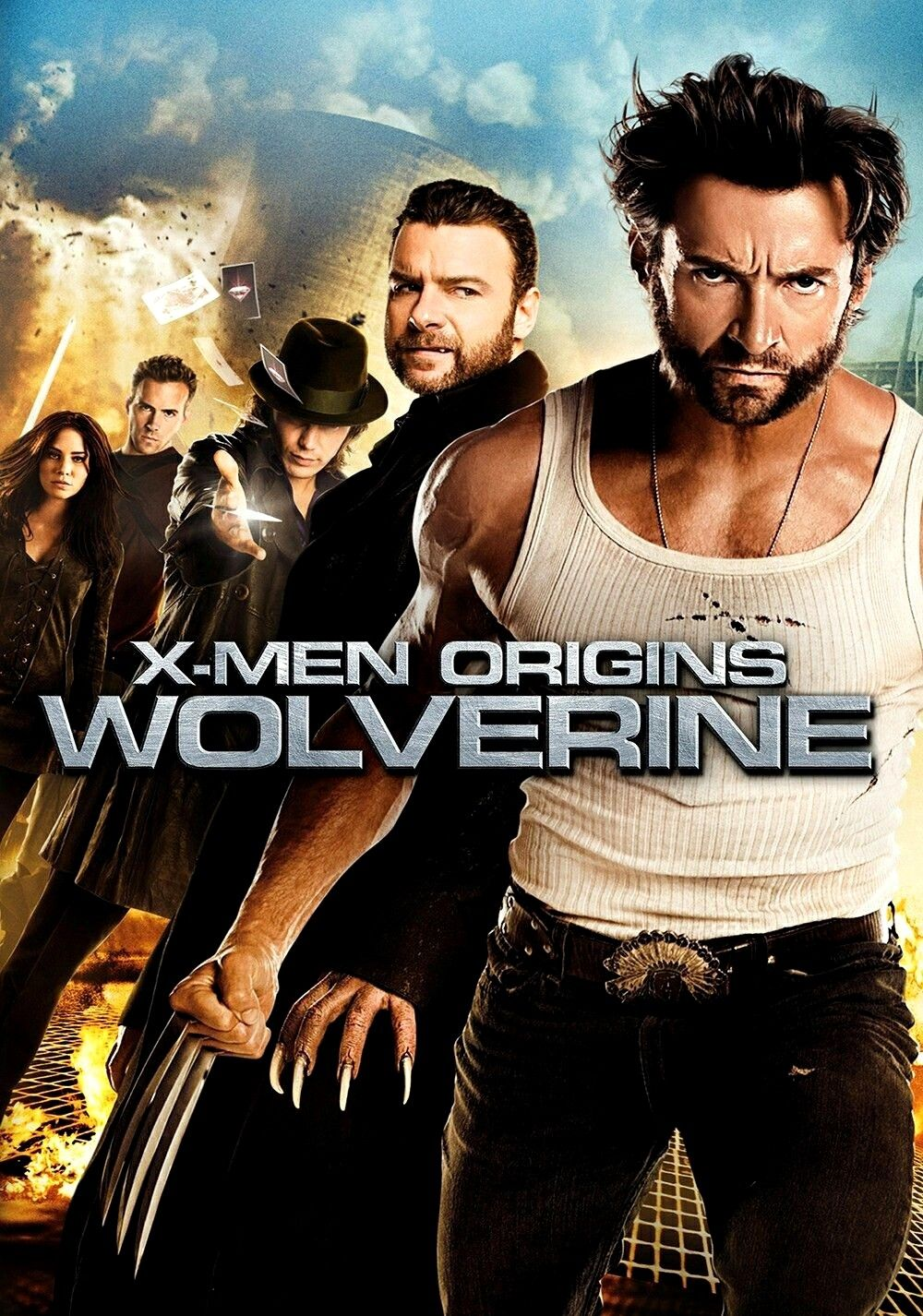 X Men Origins Wolverine 2009 Wolverine 2009 Wolverine Movie X Men