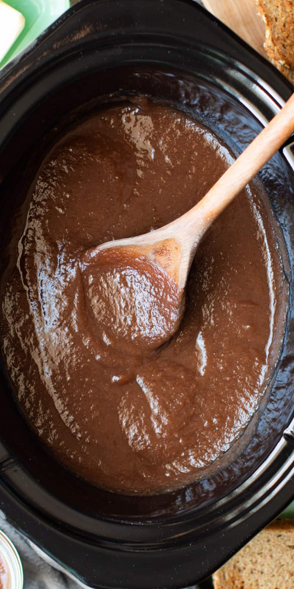 Photo of Slow Cooker Apple Butter – The Magical Slow Cooker