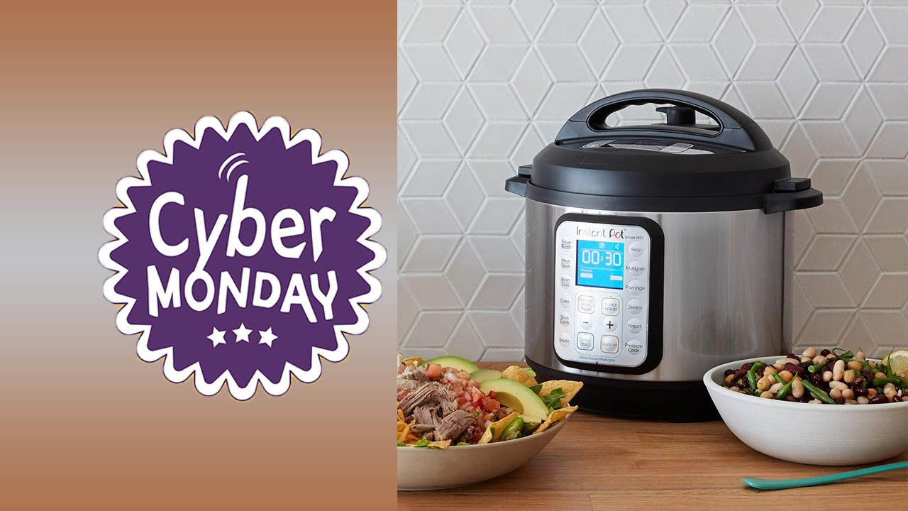 Amazon Cyber Monday Deals 2020 Instant Pot Smart Wifi 8 In 1 Electric Pressure Cooker In 2020 Rice Cooker Cake Makers Yogurt Maker