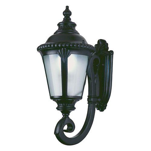 Outdoor Uplight Wall Lantern