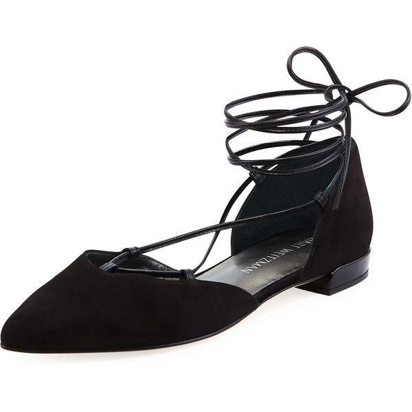 stuart weitzman lace shoes, Stuart