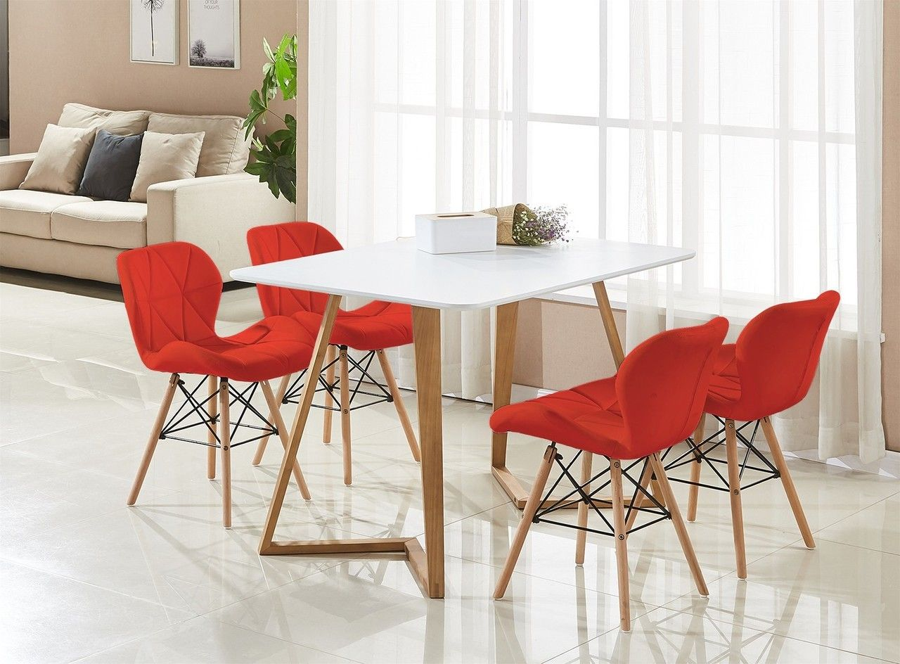 The Stunning Cecilia Chair Meets The Stylish Dallas Table To Deliver A Dining Experience The Whole Family Can Enjoy Dining Sets P N Home Dining Set Din