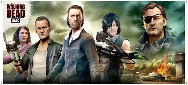 the walking dead apk and obb