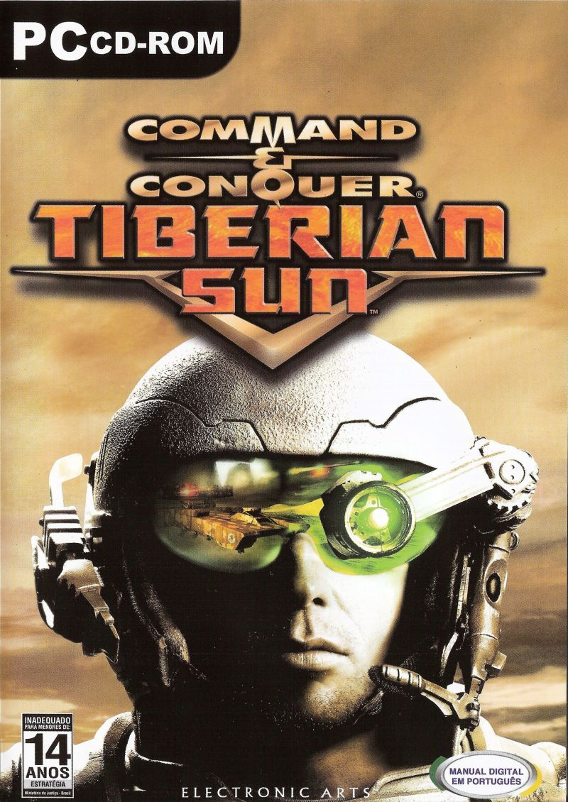 Command Conquer Tiberian Sun Is A Real Time Strategy Video Game Developed By Westwood Studios And Released In 1999 Command And Conquer Gaming Pc Games