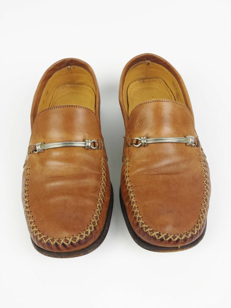 725e562bd27 Fashion looks Brown Leather Loafers